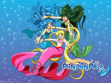 mermaid melody mermaid melody mermaid melody wallpaper 8522749 fanpop
