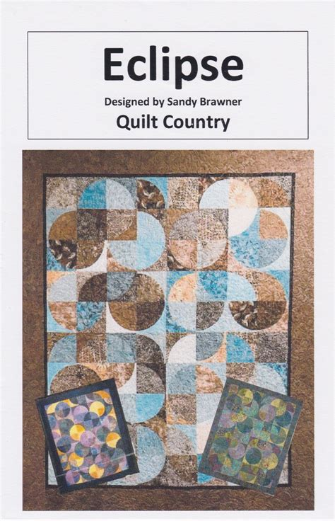 quilt pattern eclipse eclipse quilt pattern quilt country diy quilting great with