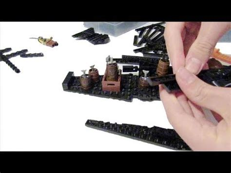 lego boat repair shop lego time lapse build session 1 boat repair youtube
