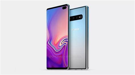 Samsung Galaxy S10 Plus 4 by Samsung Galaxy S10 Plus Voici Nouveau Design Sans Encoche Sous Tous Les Angles Frandroid
