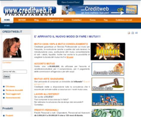 banco di napoli finanziamenti creditweb it creditweb mutui casa prestiti
