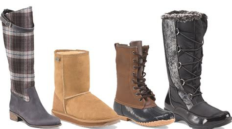 free shipping at t j maxx boots as low as 14
