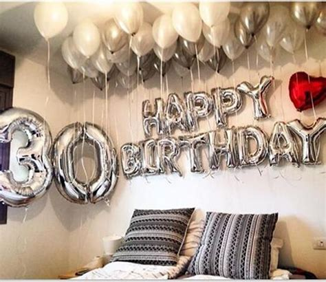 Balloonable Balon Foil Cake Happy Birthday 13pcs lot 16inch letters silver balloons blue foil gold pink blue baby letters happy birthday
