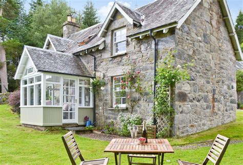 Pitlochry Cottages by Blairish Cottage In Keltneyburn Near Aberfeldy And