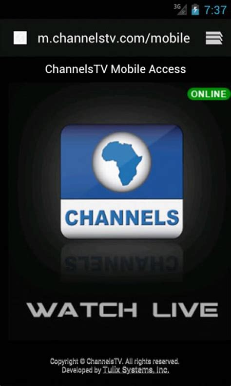 channels mobile channelstv mobile for androids android apps on play