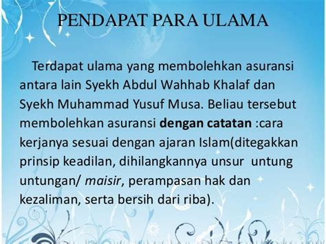Cara Penyembuhan Dengan Al Quran Syekh Riyadh Muhammad Samahah Mi perbankan islam dan asuransi syariah