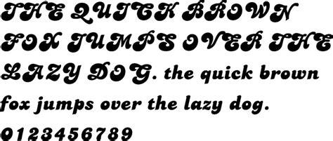 typography 70s candice regular premium font buy and