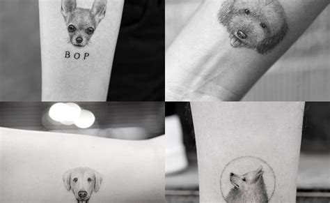 tattoo prices nyc pet portrait tattoos sanghyuk ko your london pet sitter