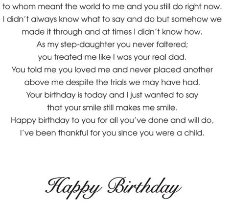Happy Birthday Step Quotes Happy Birthday Wishes For Step Daughter Page 3