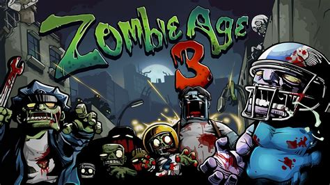 download mod game zombie age 2 zombie age 3 apk v1 1 9 mod money ammo unlock ad free