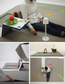 How To Make Space Saving Furniture 15 Flat Pack Furniture Designs Amp Ideas For Saving Space