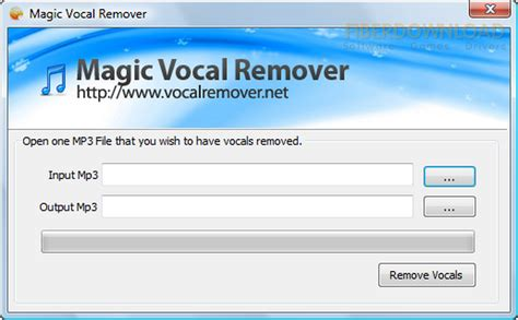 karaoke vocal remover software free download full version magic vocal remover 1 0 1 download t 233 l 233 charge karaoke
