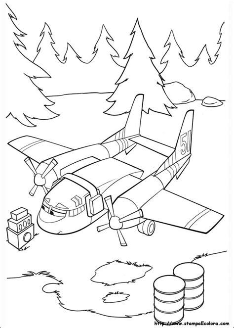 coloring pages planes fire and rescue disegni de planes 2 missione antincendio
