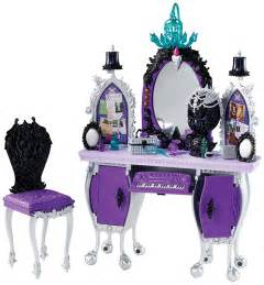 vanity playset all about after high dolls vanity