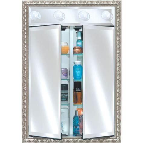 medicine cabinets af ddlc lighted door medicine