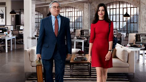 The Intern Movie Desktop Wallpaper 56904 1920x1080 px