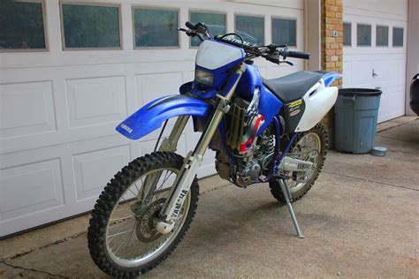 wr250f for sale 2001 yamaha wr250f dirt bike for sale