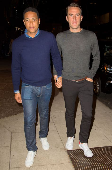 Premium Home Decor by Don Lemon Holds Hands With Boyfriend At Snl Afterparty