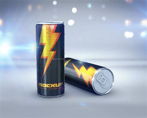 energy drink template energy drink can mockup by goner13 graphicriver