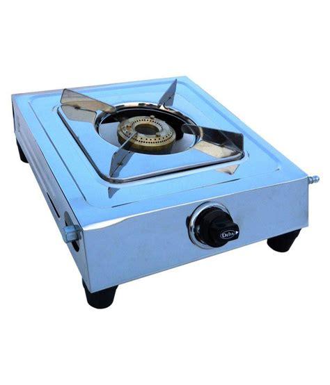 Delta Burner delta single burner gas stove 1 burner steel manual gas