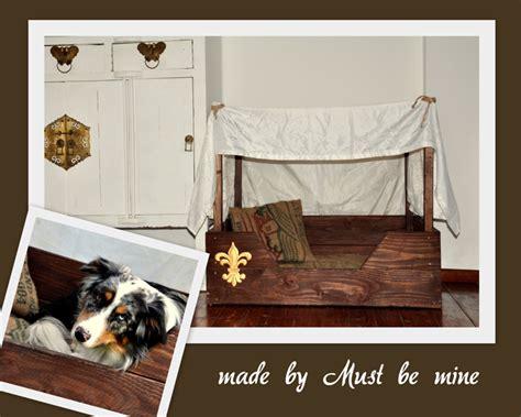 hundebett selber bauen anleitung thema november hundebetten selber machen