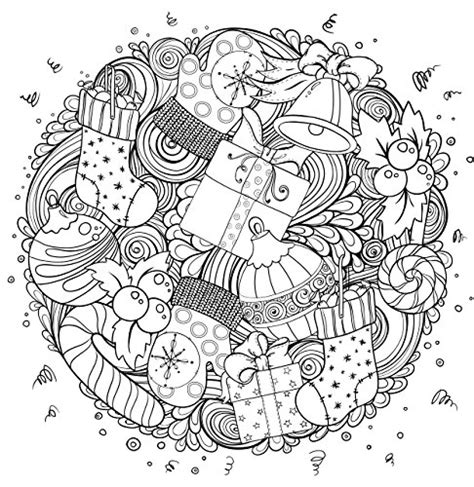 christmas designs coloring pages christmas designs adult coloring book