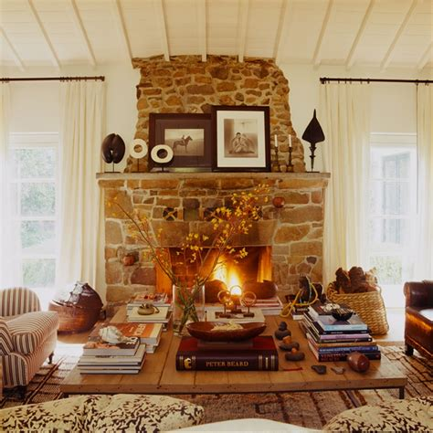 rustic fireplaces rustic stone fireplace design ideas