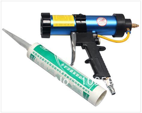 air protable glass caulking silicone gun pneumatic glue glass gun jpg