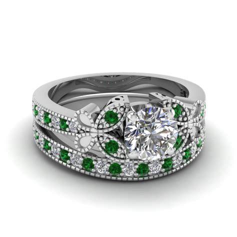 engagement ring sets fascinating diamonds