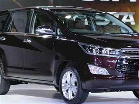toyota innova crysta 2020 toyota innova crysta 2020 rating review and price