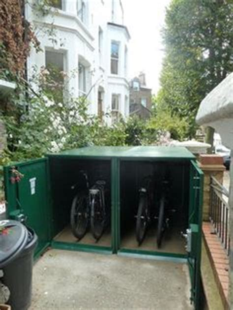 Front Garden Bike Shed by 1000 Images About Front Garden Bike Shed On