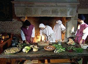 la cuisine au moyen age menu du moyen 194 ge nourrir corps et esprit avec