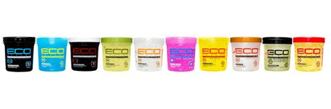 colored hair gel eco style colored hair ecoco