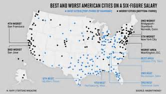 cheapest city to live in usa cheapest places to live in america fortune