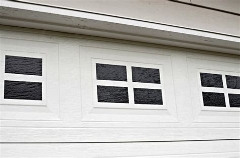 Garage Door With Windows by Easy Diy Faux Garage Door Windows Simply Darr