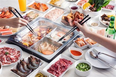 korean steamboat gorogoro korean steamboat and buffet at affordable prices