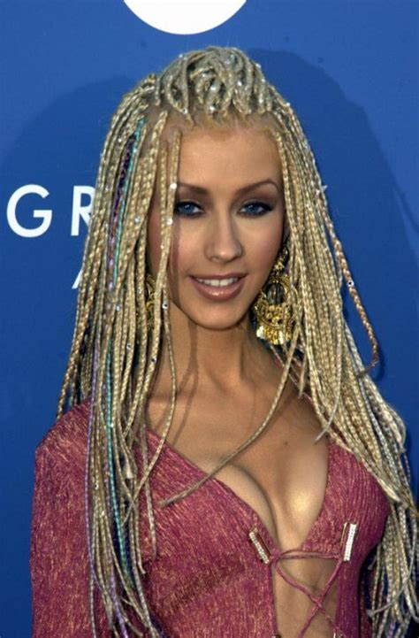 white women weave styles celebrity white women with braids and cornrows