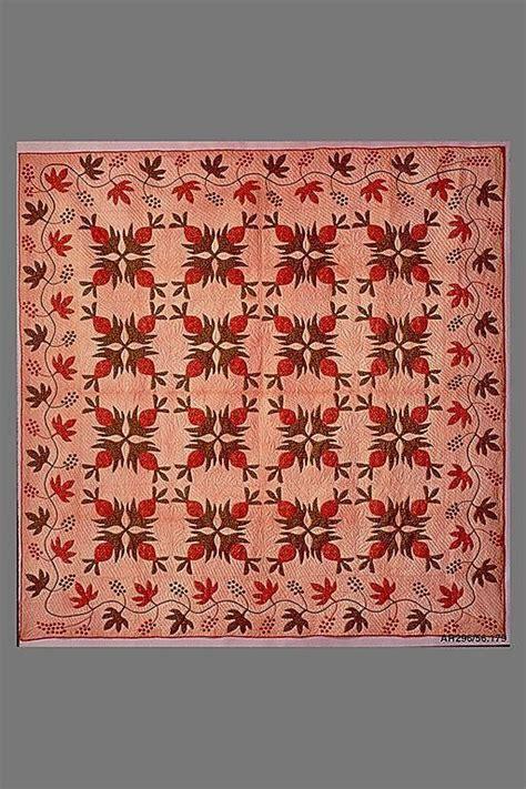 Antique Applique Quilt Patterns by 691 Best Antique Applique Quilts Images On