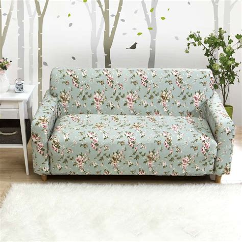 green chair slipcover sofa cover