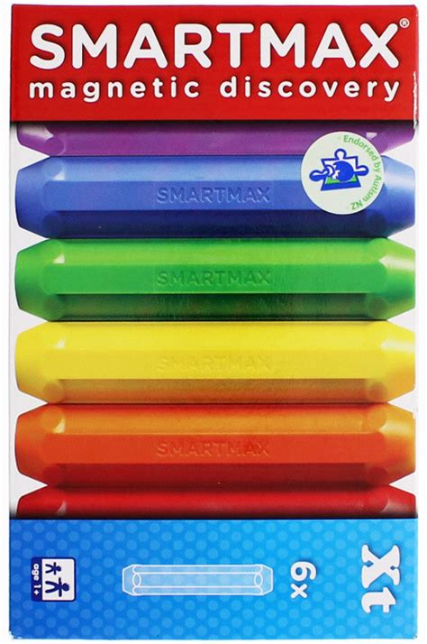 smartmax magnetic discovery table smartmax magnetic discovery extension set 6 long bars