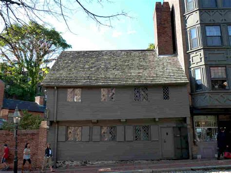 paul revere house boston s north end more than little italy a brief history steve s travel guide