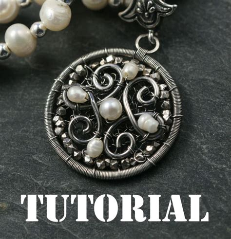 free jewelry lessons free wire wrapping lessons my tutorial on wire