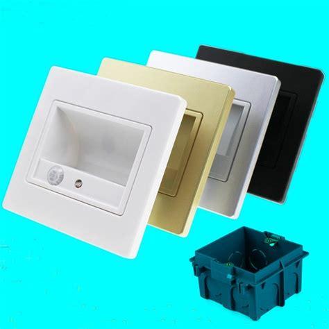 motion sensor stair lights aliexpress com buy led stair light light sensor pir
