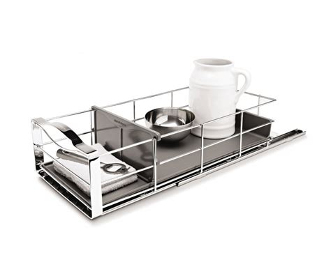 9 inch cabinet organizer simplehuman 9 inch pull out cabinet organizer