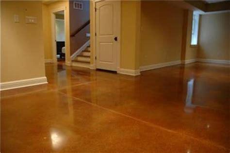 stained concrete basement floors ta concrete polishing medic