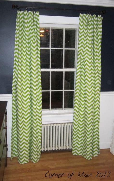 lime green valance curtains lime green chevron curtains except i want just a valance