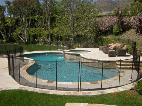Design For Pool Fencing Ideas Pool Fence Ideas Type Of Pool Fences Pool Fencing Idea