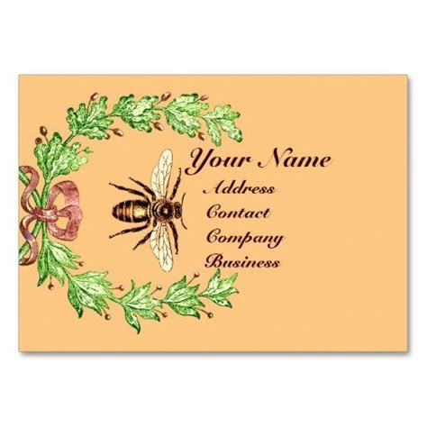 bee card template honey bees business card templates and the o jays on