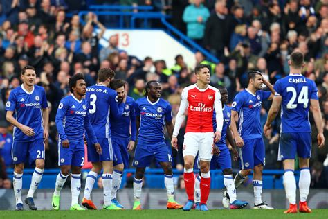 chelsea arsenal chelsea cold water for too early to be true premier