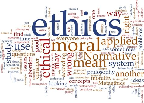 ethics in the workplace webnet